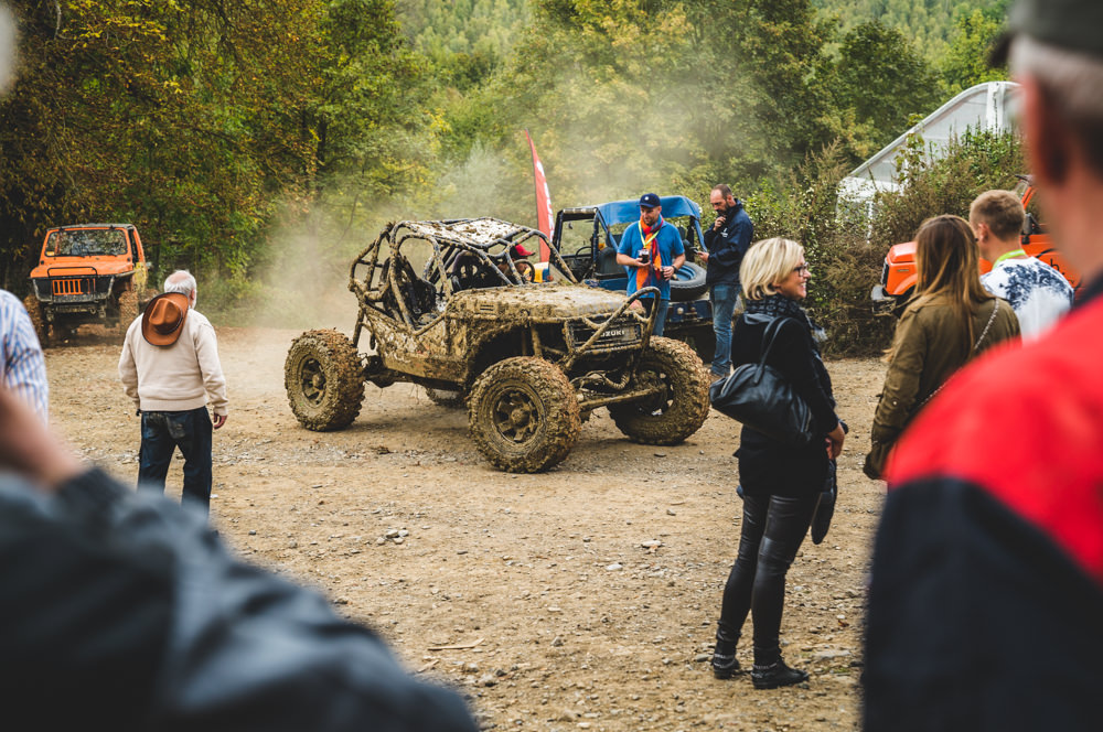 Off-road event chateau chérimont