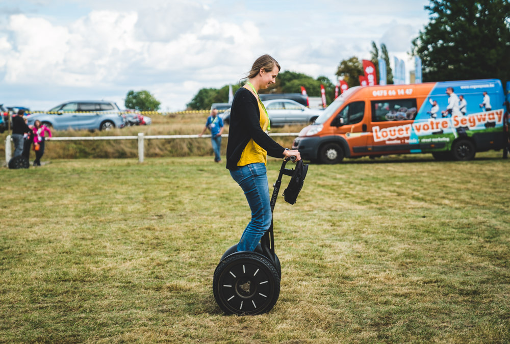 segway Off-road event chateau chérimont