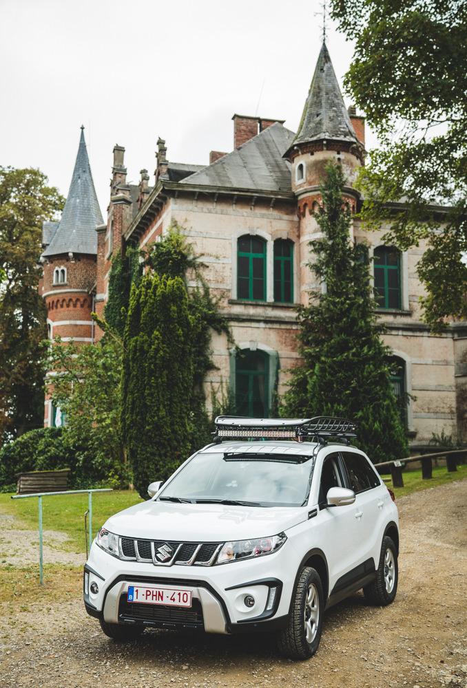 Suzuki Family Day chateau chérimont