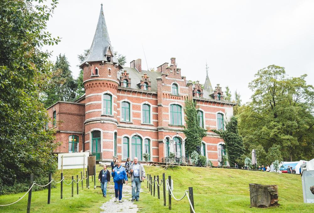 event chateau chérimont