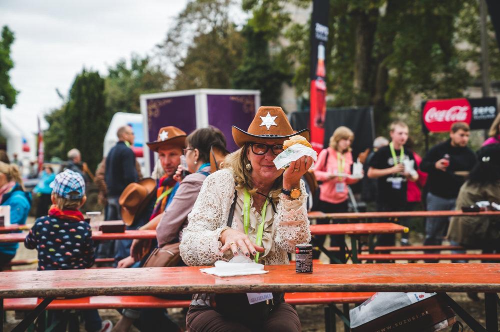 cowboy event chateau chérimont