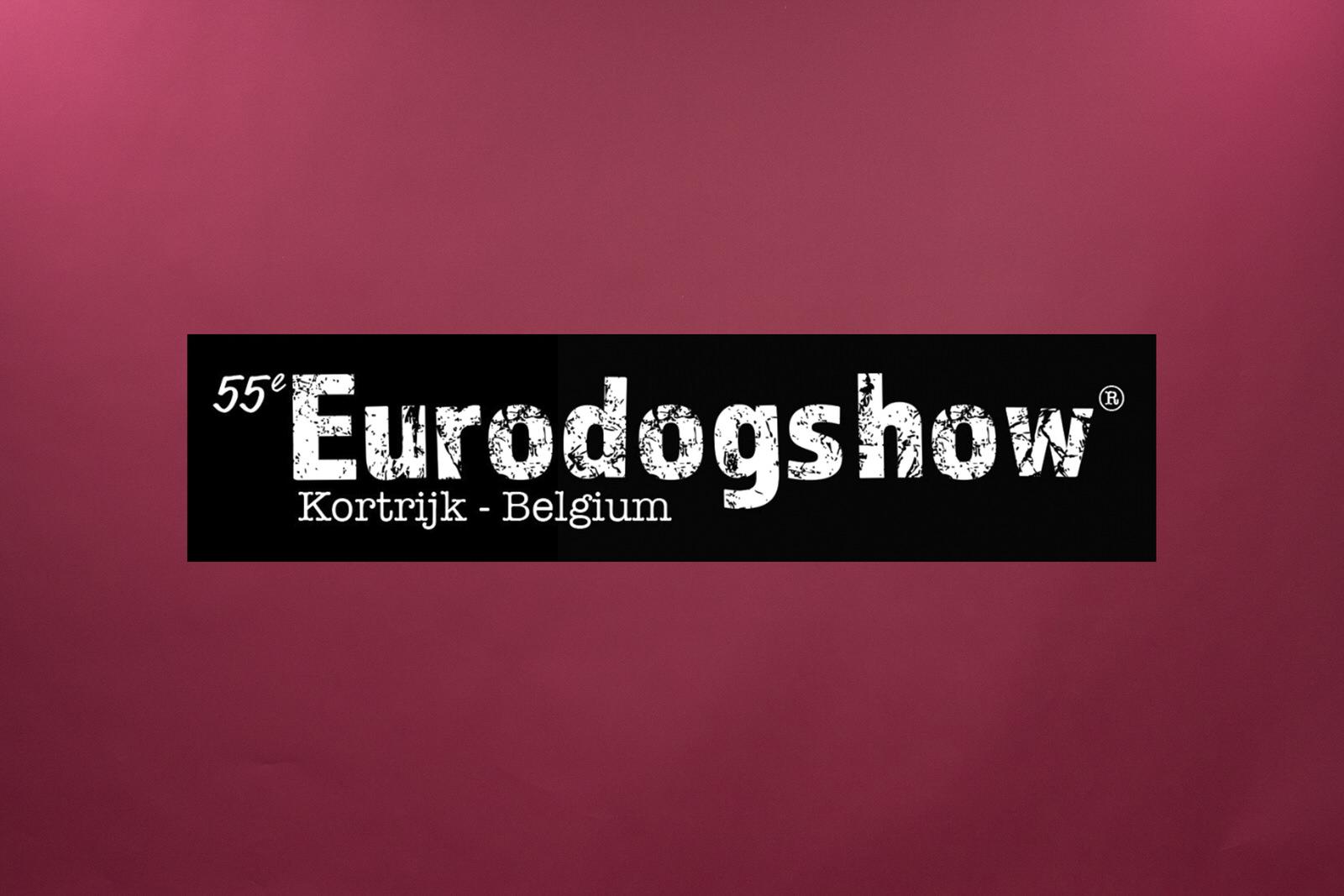 eurodogshow kortrijk 2018